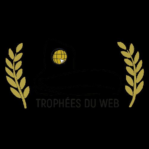 Les trophées du web